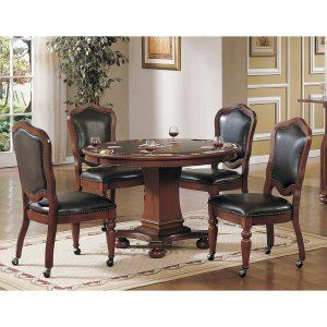 Combination Tables Poker Tables on Hayneedle - Combination Tables Poker Tables For Sale