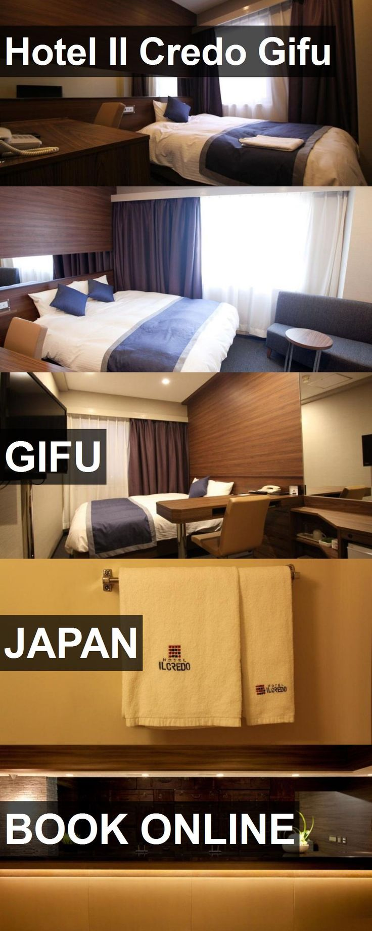 Hotel Hotel Il Credo Gifu in Gifu, Japan. For more information, photos, reviews and best prices please follow the link. #Japan #Gifu #HotelIlCredoGifu #hotel #travel #vacation