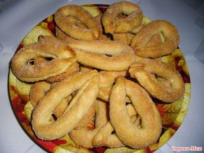 """Итальянское печенье """"торчетти"""""""