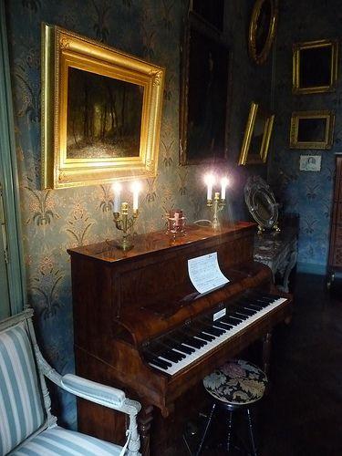 Maison de George Sand: le salon | Nohant