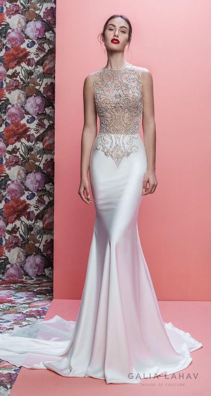Excepcional Vestido De Novia Usado Ornamento - Colección de Vestidos ...