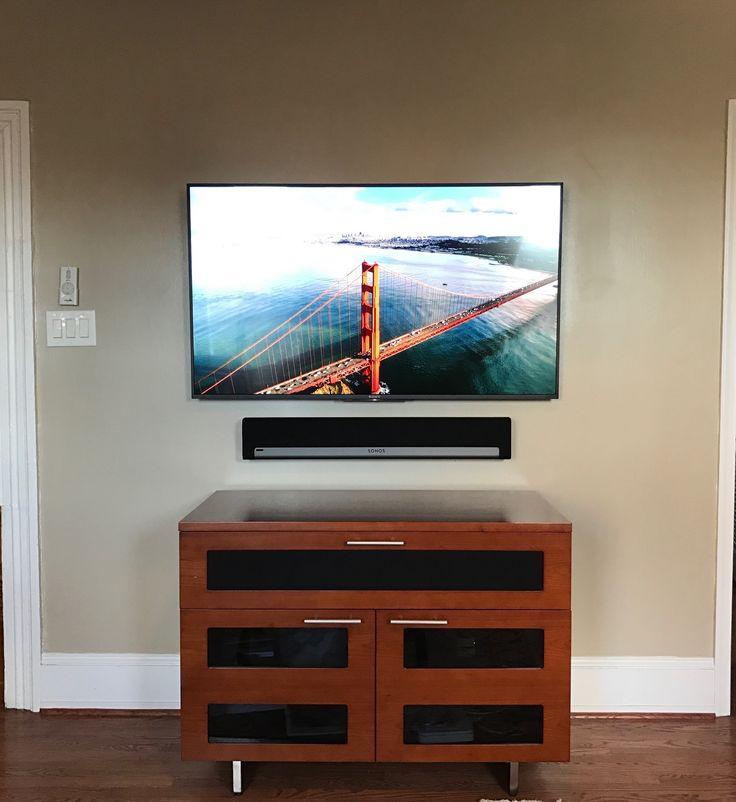 TV and Sonos Installation from Springboard Media