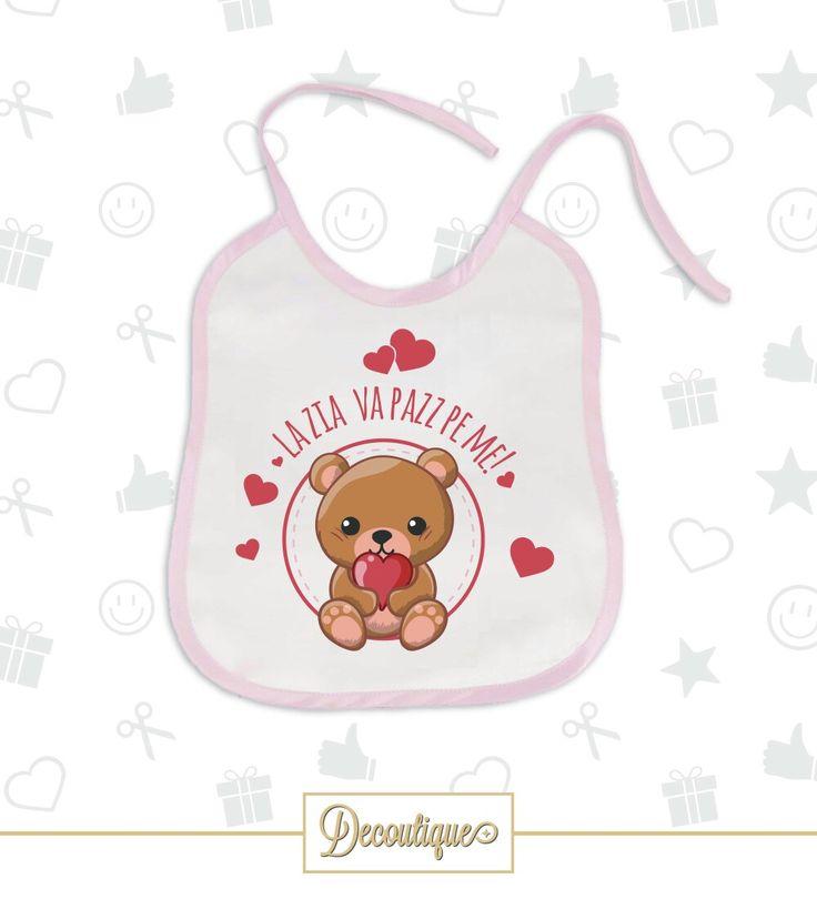 BAVETTO ROSA #bavetto #rosa #baby #bambina #born #neonato #pappa #child #sorrisi #amore #love #amoredizia #aunt #nipote #grandson #cuore #heart #orso #orsetto #bear #abbraccio #hug #pazzpeme #amorenapoletano Codice: BVT014 Prezzo: 5,00 € Spedizione in Italia: 2,00 € Per prenotare il tuo Bavetto contattaci in privato o all'indirizzo email info@decoutique.it Personalizza il tuo Bavetto con lo stile più adatto a te. Affidati a noi per la tua proposta grafica!