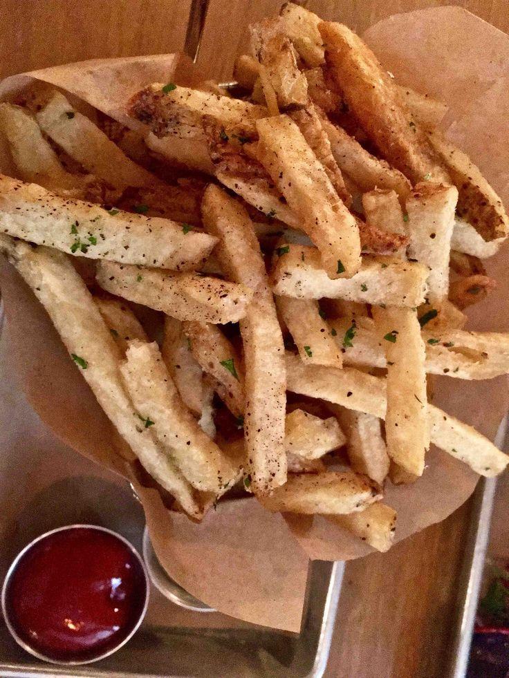 https://flic.kr/p/X72x5c   french fries Mikkeller Bar   www.placesiveeaten.com/blog/mikkeller-bar-san-francisco