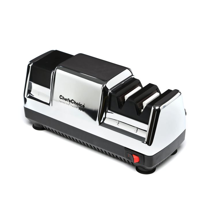 Features:  -Patented magnetic guides for accuracy and ease of use.  -3-Stage sharpening system lets you choose the perfect angle for sharpening each knife.  -Patented flexible stropping/polishing disk