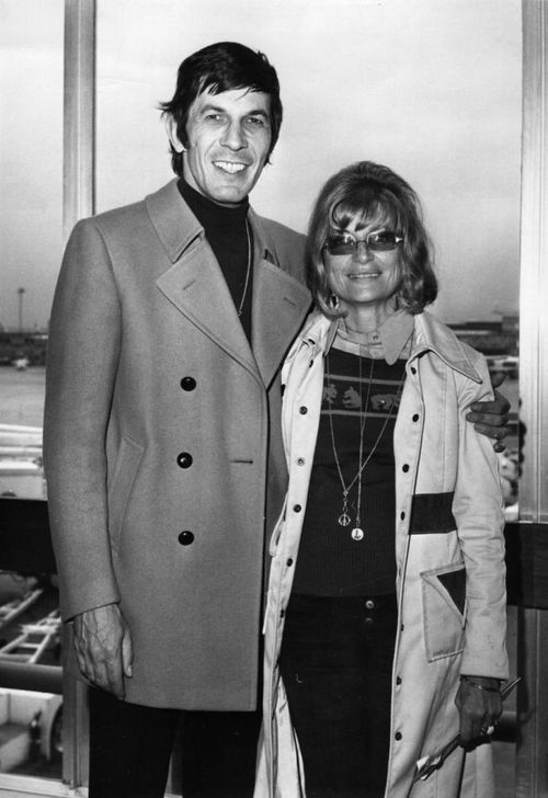 Leonard Nimmoy first wife sandra Zober