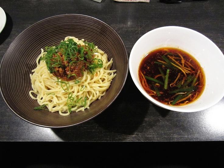 【肉味噌つけ麺】麺やBar渦