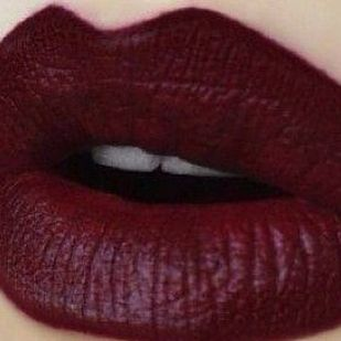 Revlon Shine Lipstick in Plum Velour. Burgundy   11 Ways To Up Your Statement Lipstick Game