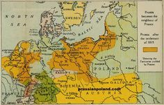 Map of What Was Prussia - Bing Images                                                                                                                                                                                 More