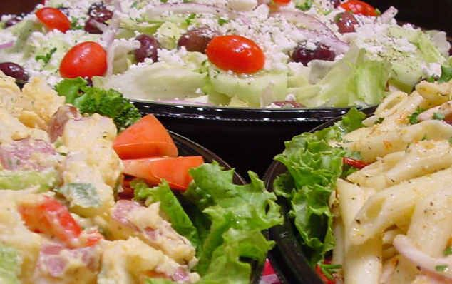 Рецепты классических салатов