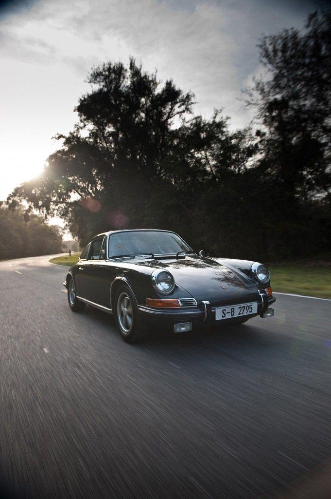 "Steve McQueen's #Porsche ""Le Mans"" 911S Slant Grey"