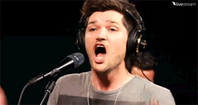 A beautiful GIF article about Danny O'donoghue, the love of my life. • The Script's Danny O'Donoghue: 10 Best Face Expression GIFS... And Their TRUE Meaning - Capital FM