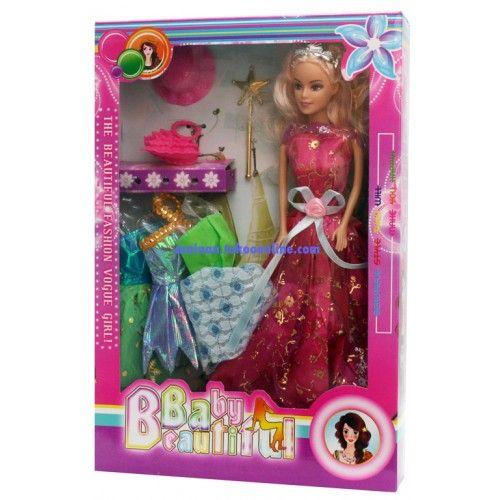 http://tokooonline.com/tokoonline/mainan/Mainan-Boneka-Barbie-4-Baju-Model-A