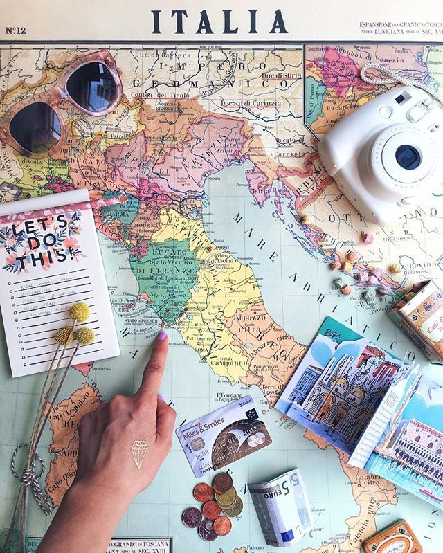 Yolculuk vakti!  Yeni bir ülke, yeni | WEBSTA - Instagram Analytics