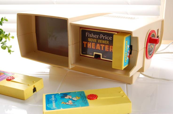 Résultats de recherche d'images pour «fisher price projector assettes»
