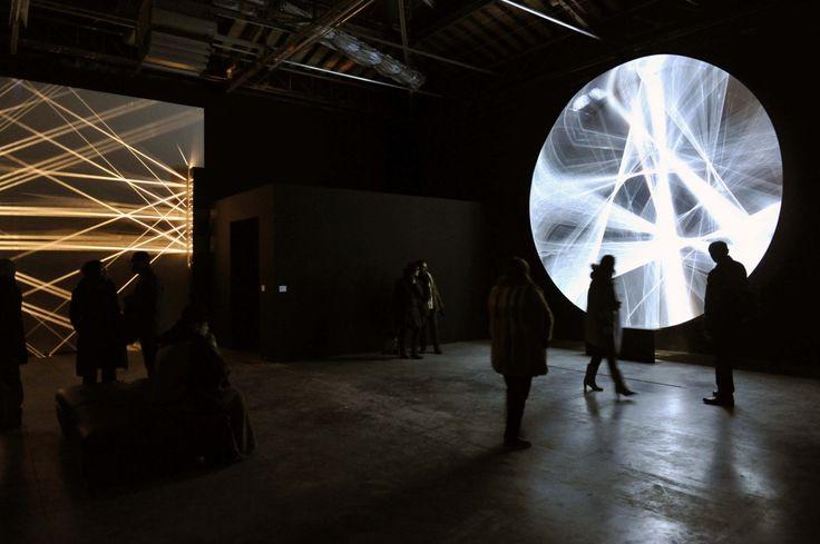 Julio Le Parc, Continuel lumière cylindre (ex. 1/9), 1962-2013 © Photo : Didier Plowy