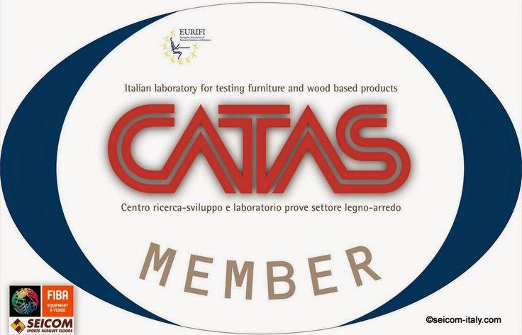 sports parquet floors Seicom : Sports Floors for gym Catas certificate