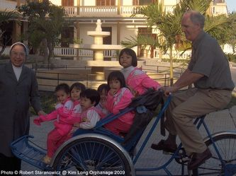 The VVN are proud to be fundraisers for US Veteran Bob Staranowicz to support Kim Long orphanage, Hue Vietnam. For further info please see the website. http://www.vietnamvolunteernetwork.com/fundraising-bob-staranowicz.html Together we can make a difference!