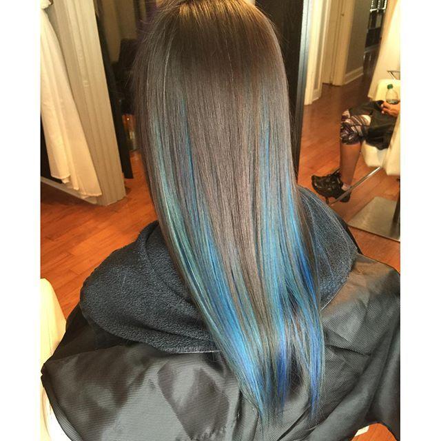 Best 25+ Peekaboo hair colors ideas on Pinterest