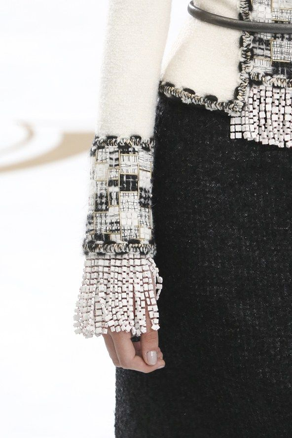 Chanel Couture AW14 Cc, c