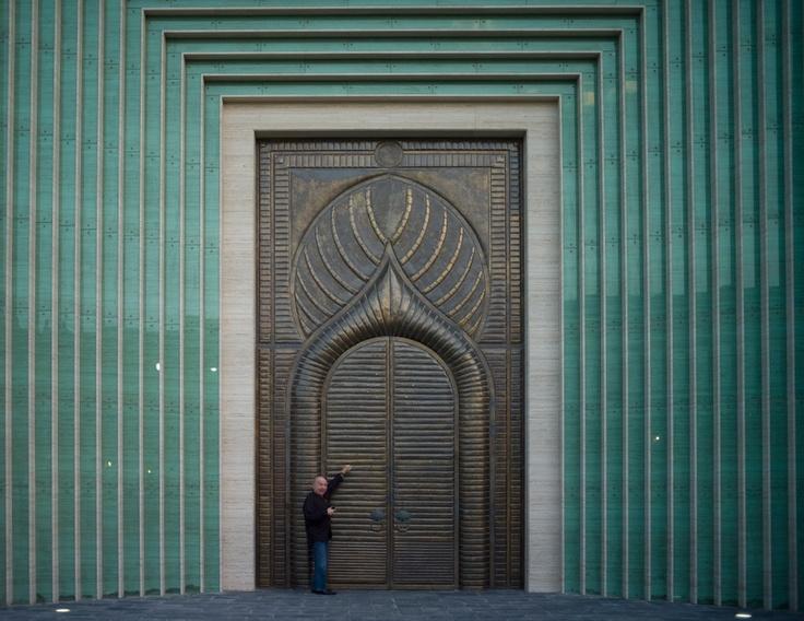 Doha, Qatar doors