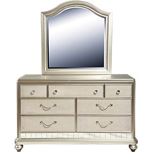 kids' dresser/mirror combo option