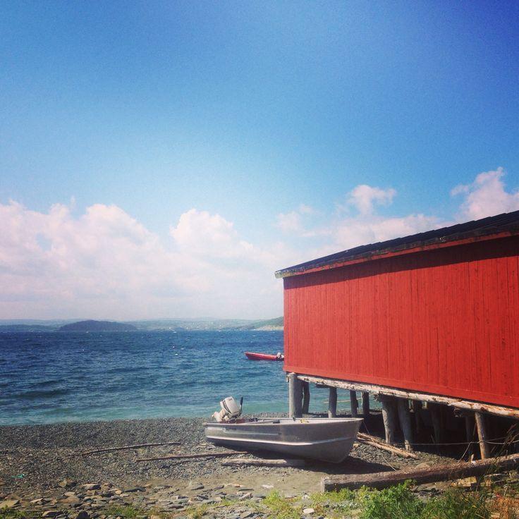 English Harbour, Trinity Bay, Newfoundland