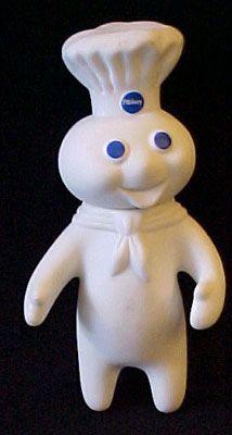 Funny Fun Page - The Pillsbury Doughboy