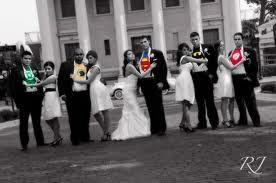 comic book wedding – Google Search