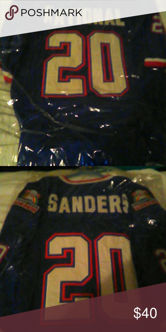 1990 Pro Bowl Mitchell&Ness Barry Sanders Jersey Bought it for my Dad for Father's Day Last year he wore it twice Mitchell & Ness Other