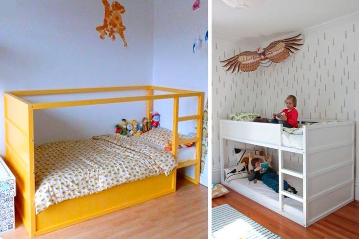 M s de 1000 ideas sobre cama kura en pinterest ikea for Decoracion cuartos infantiles