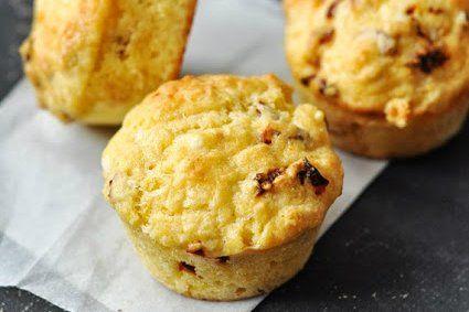 Sajtos-túrós muffin | Csak a Puffin
