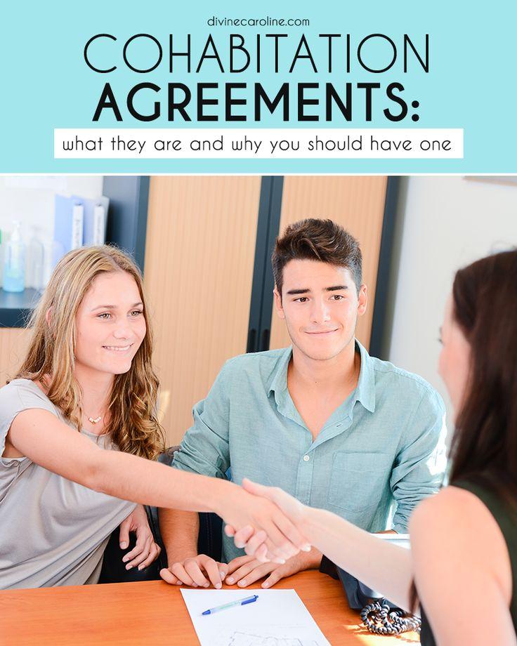 19 best living together images on Pinterest At home, Decoration - cohabitation agreement