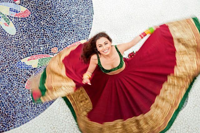 Bollywood, Tollywood & Más: Rani Mukhejee Photoshoot for Filmfare 2011