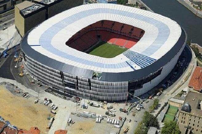 San Mames Stadium (Bilbao, Spain)