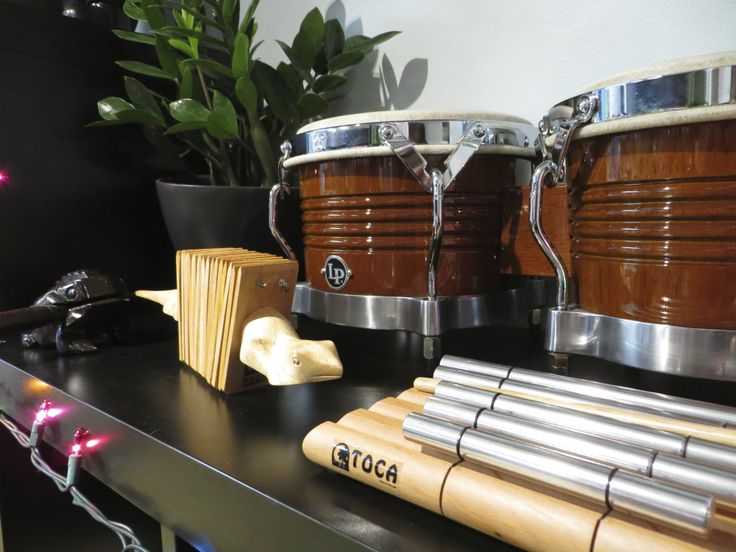 A small sampling of the fun #percussion in our shop!