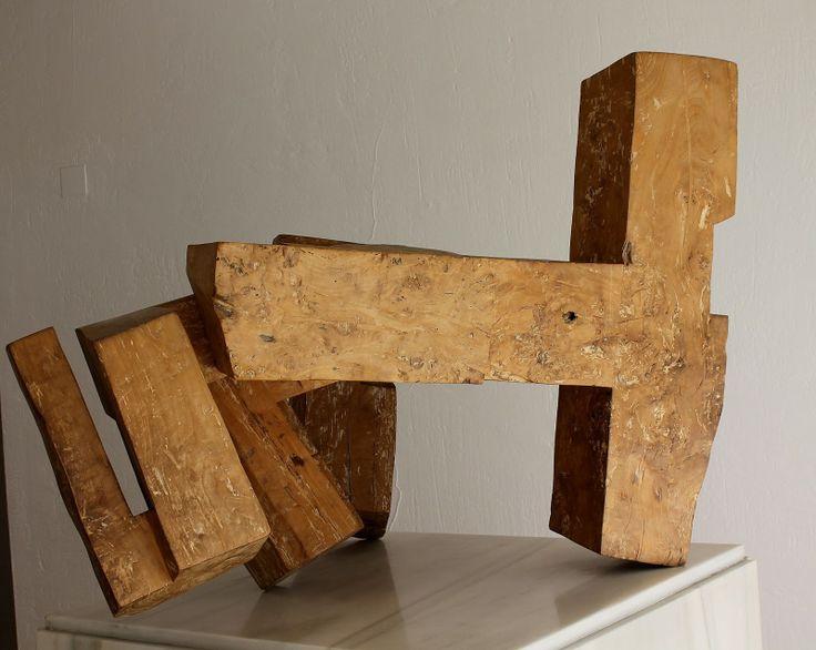 M s de 25 ideas fant sticas sobre escultura abstracta en - Esculturas de madera abstractas ...