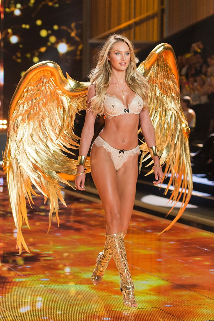 All The Runway Looks From The 2014 Victoria's Secret Fashion Show @angelcandice #Elle #VSFASHIONSHOW2014