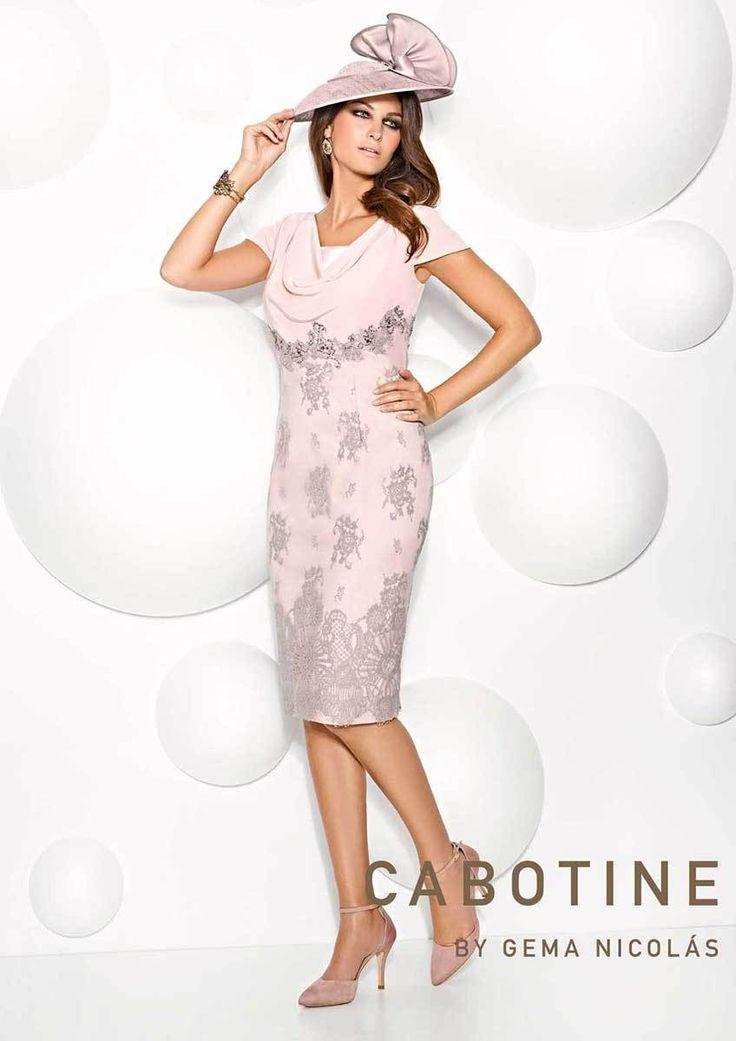Disponemos de una cuidada selección de vestidos de fiesta, madrina y cóctel de la volección vestidos de fiesta Cabotine 2015 para cualquier evento.
