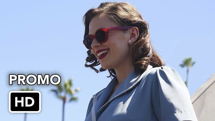 Marvel's Agent Carter Season 2 Promo (HD) : Marvel's Agent Carter returns for a second season of adventure and intrigue, starring Hayley Atwell in the titular role of the unstoppable agent for the SSR (Strategic Scientific Reserve). Dedicated to the fight against new Atomic Age threats in the wake of World War II, Peggy must now journey from New York City to Los Angeles for her most dangerous assignment yet.