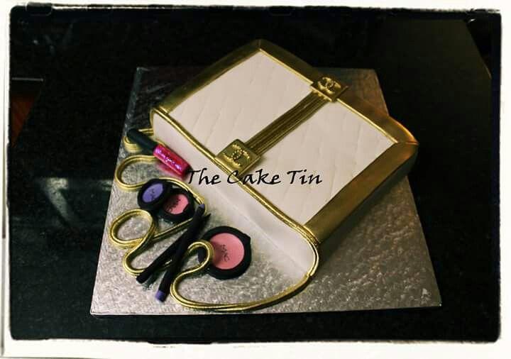 Coco Chanel had bag with Mac makeup