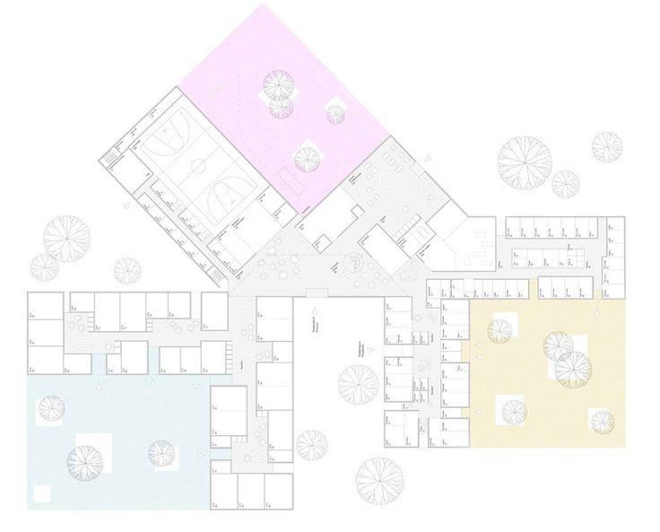 architects rudanko kankkunen wins purchase in aurinkokivi school competition