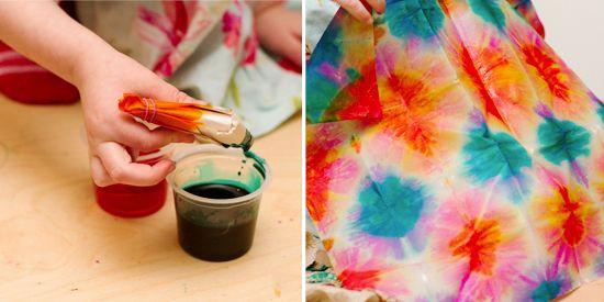 7 ways to get your #diy on tie-die style!: Ties Dyed Diy, Crafts Tiedi, Ties Dyes Pants, Diy Ties Dyed, Diy Crafts, Crafts Ish, Crafty Shenanigan, Ties Diy Diy, Dyes Diy