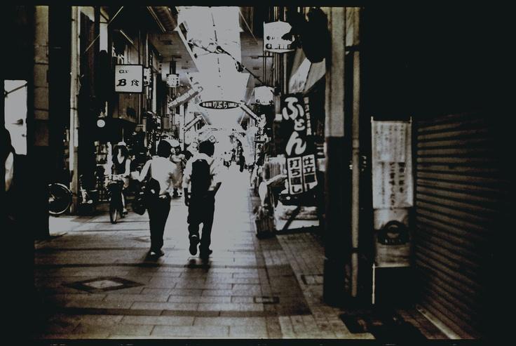 arcade / photo: ryu watanabe / 2009
