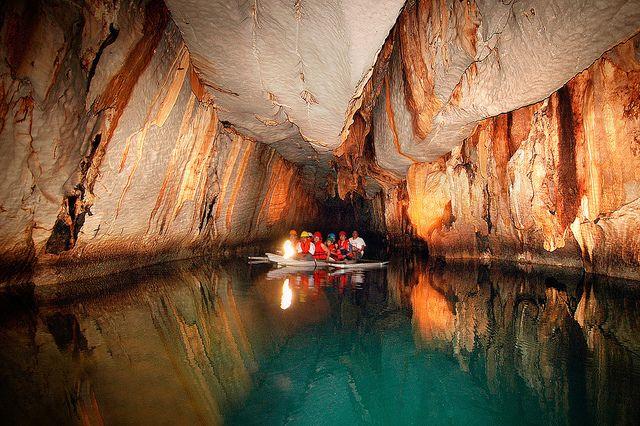 Prachtig, Daar wil ik wel eens varen Palawan, Philippines Underground river El Nido + Puerto Princesa