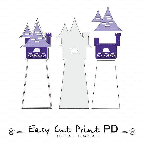 Archivo SVG nvitation hadas de torre de Rapunzel cuento