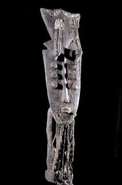 Masque facial de ceremonie - Grebo - Liberia / Côte d'Ivoire - Objet n°3974 - Galerie Bruno Mignot