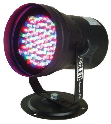 American Dj P36 Led RGB Led Wash Light by American DJ //. Dj EquipmentParty ...  sc 1 st  Pinterest & 19 best Lights and Fog images on Pinterest | Musical instruments ... azcodes.com