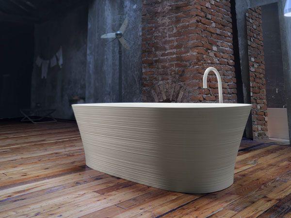 falper,handmade,bañera,terra,ceramica