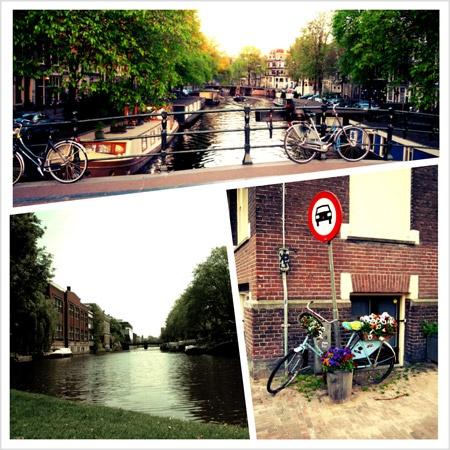 Amsterdam, Niederlande 2013